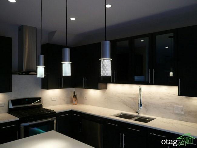 طراحی دیوار پشت ظرفشویی آشپزخانه (9)