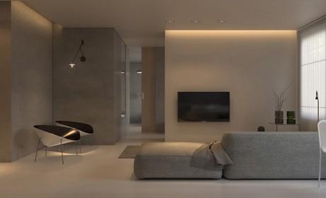 بررسی طراحی روشنایی داخلی 4 آپارتمان مدرن و بسیار زیبا
