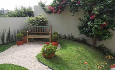 عکس های شگفت انگیز طراحی فضای سبز حیاط خانه ویلایی و معمولی