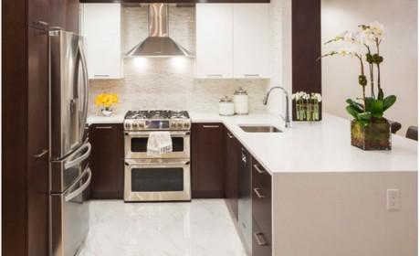 قبل و بعد از بازسازی آشپزخانه قدیمی 10 متری | 6 مدل متفاوت