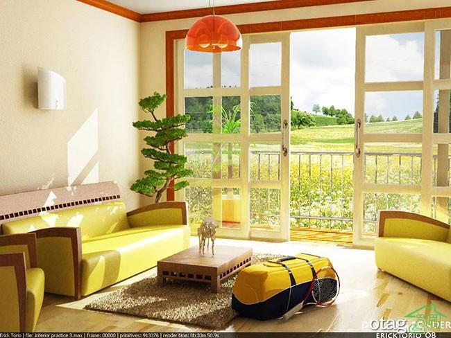 مبل-رنگ-زرد (8)