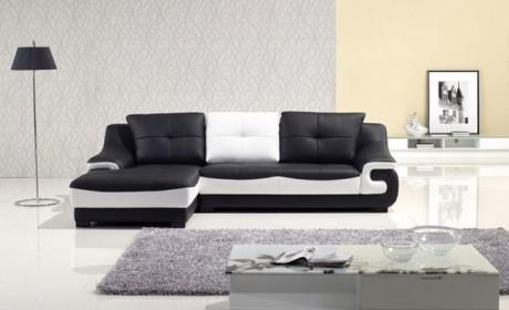 مدل های جدید مبل سیاه و سفید در طرح های مدرن و سنتی