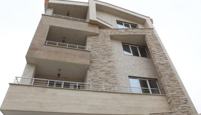 مدلهای جدید نمای ساختمان مسکونی در ایران