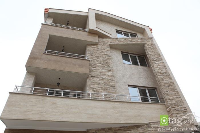 مدلهای جدید نمای ساختمان مسکونی در ایران (2)