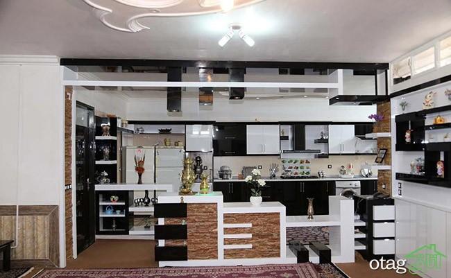 مدل-آرک-آشپزخانه-کناف (12)