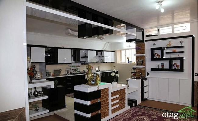 مدل-آرک-آشپزخانه-کناف (13)