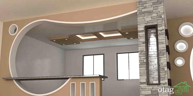 مدل-آرک-آشپزخانه-کناف (19)