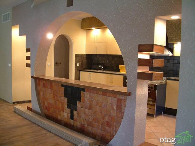 مدل-آرک-آشپزخانه-کناف (32)