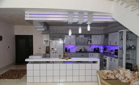 مدل آرک آشپزخانه کناف در بیش از 30 طرح مختلف و زیبا
