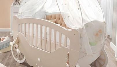 بهترین مدلهای تخت و کمد نوزاد پسر و دختر و قیمت - عکس سرویس نوزاد