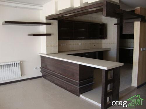 مدل دکوراسیون آشپزخانه ایرانی (3)