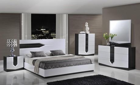 مدل سرویس خواب ام دی اف بسیار شیک مناسب برای اتاق های کوچک