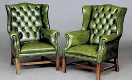 25 مدل صندلی چرمی ساده و شیک مناسب اتاق نشیمن و محیط کار