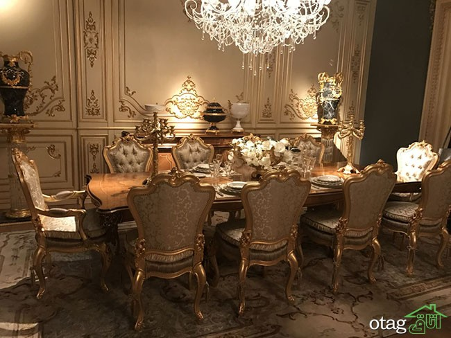 مدل-میز-ناهارخوری-استیل (2)