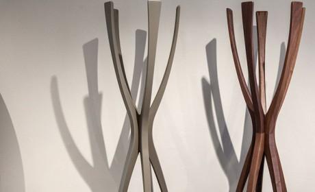 28 مدل چوب لباسی ایستاده در طرح های مدرن و بسیار زیبا