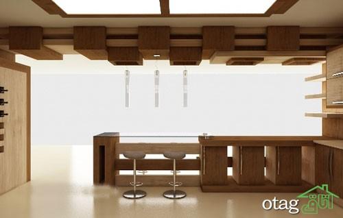 مدل کابینت آشپزخانه ایرانی (1)