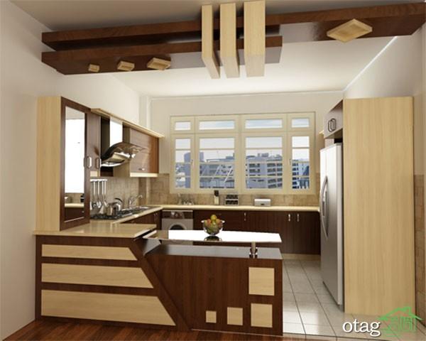 مدل کابینت آشپزخانه ایرانی (3)