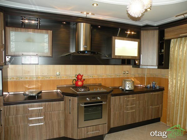 مدل کابینت آشپزخانه ایرانی (4)