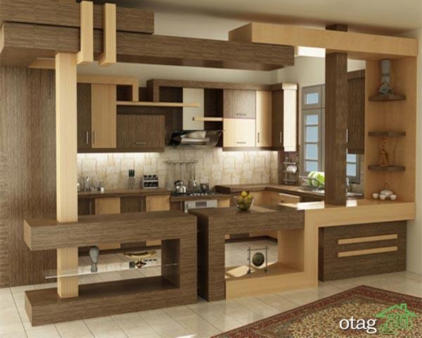 مدل کابینت آشپزخانه ایرانی (8)