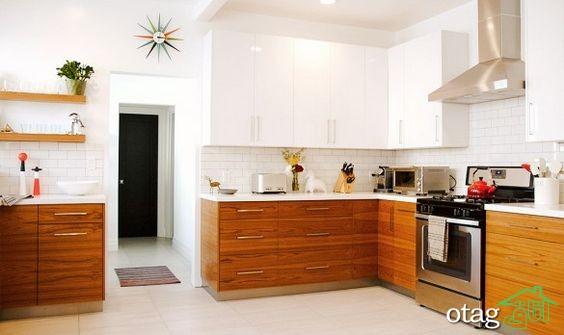 مدل کابینت آشپزخانه جدید (3)