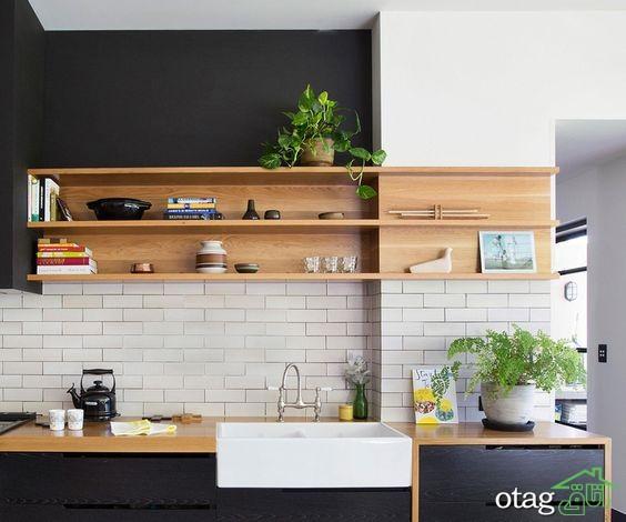 مدل کابینت آشپزخانه جدید (4)