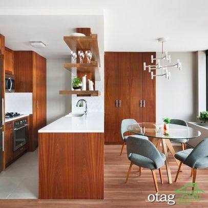 مدل کابینت آشپزخانه جدید (6)
