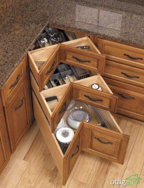 مدل کابینت آشپزخانه جدید (7)