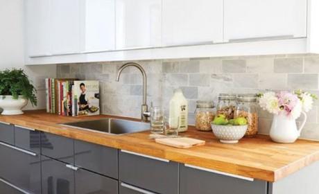 مدل کابینت ترک مناسب آشپزخانه های مدرن امروزی + عکس های جدید