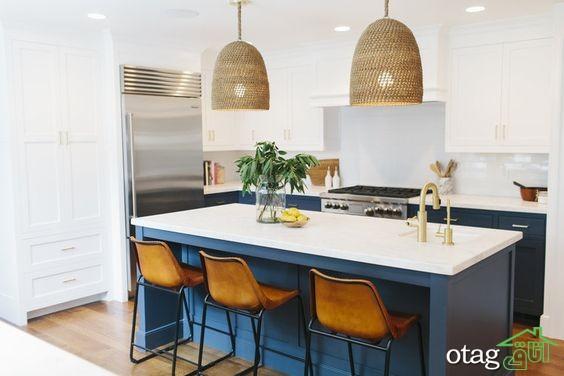 مدل کابینت کلاسیک آشپزخانه (2)
