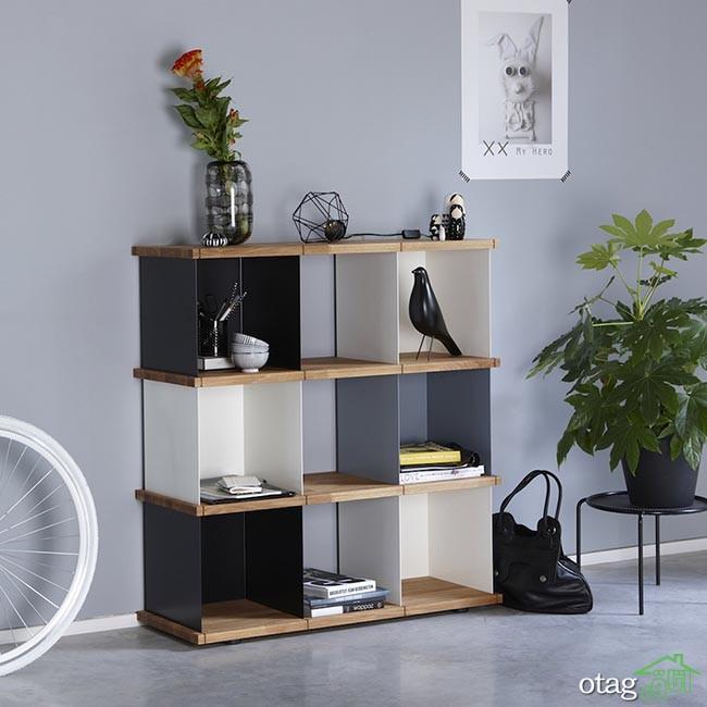 مدل-کتابخانه-خانگی-کوچک (10)