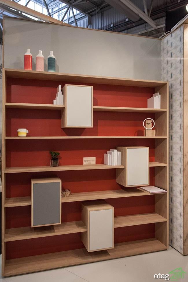 مدل-کتابخانه-خانگی-کوچک (12)