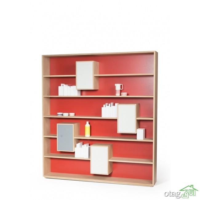 مدل-کتابخانه-خانگی-کوچک (13)