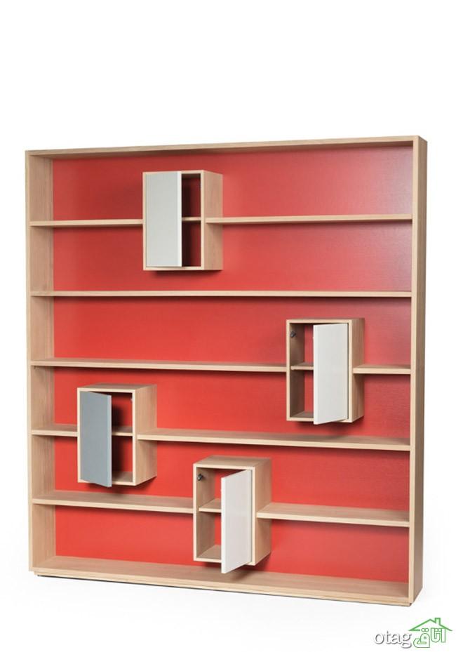 مدل-کتابخانه-خانگی-کوچک (14)