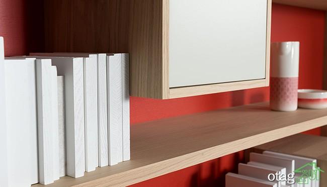مدل-کتابخانه-خانگی-کوچک (16)