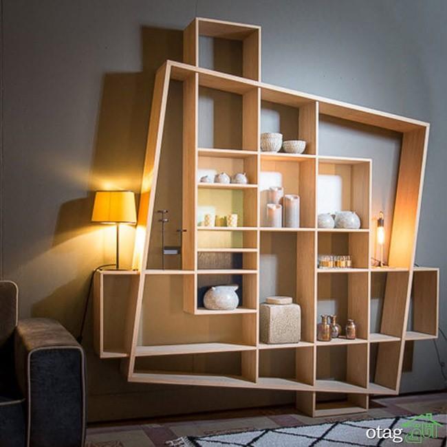 مدل-کتابخانه-خانگی-کوچک (18)
