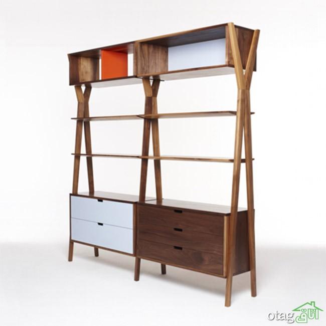 مدل-کتابخانه-خانگی-کوچک (2)