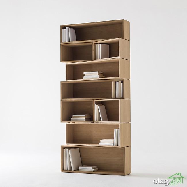 مدل-کتابخانه-خانگی-کوچک (26)