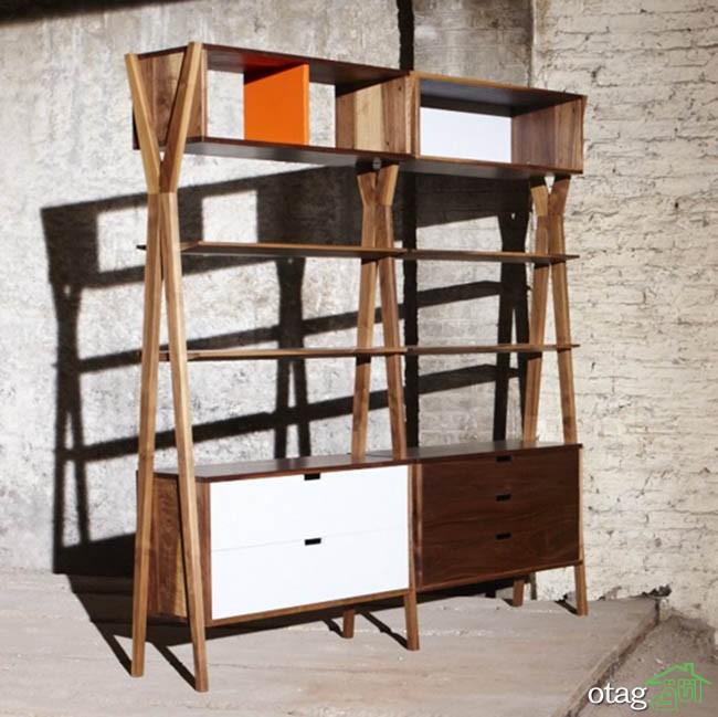 مدل-کتابخانه-خانگی-کوچک (6)