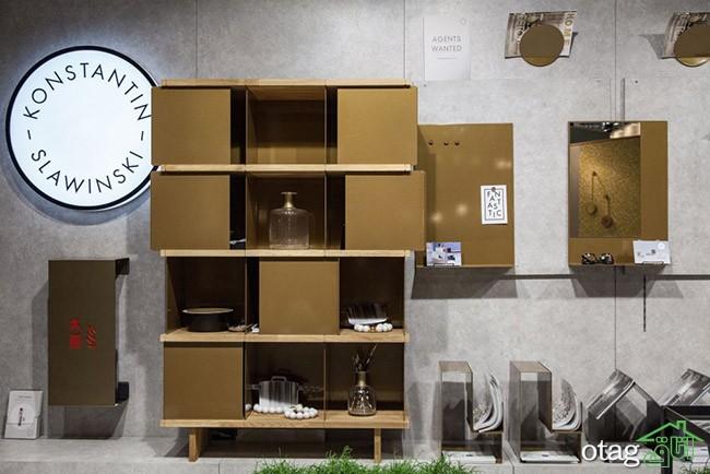 مدل-کتابخانه-خانگی-کوچک (8)
