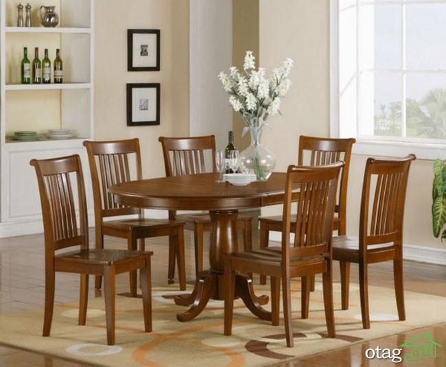میز-ناهارخوری-چوبی (19)