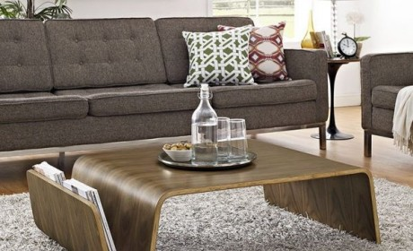 30 مدل میز وسط مبل زیبا در انواع چوبی، mdf، فلزی و شیشه ای