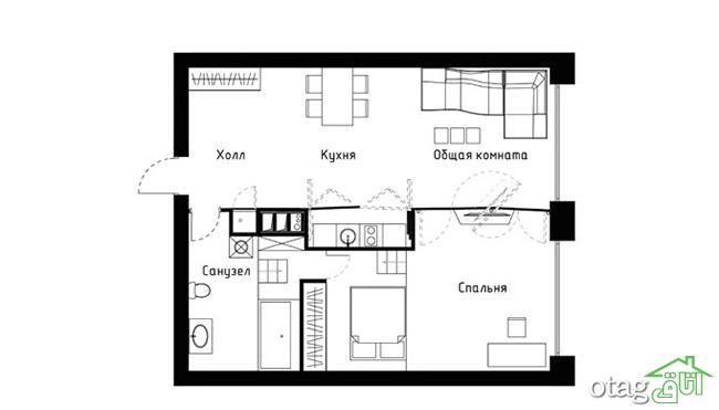 نقشه-خانه-های-60-متری (33)