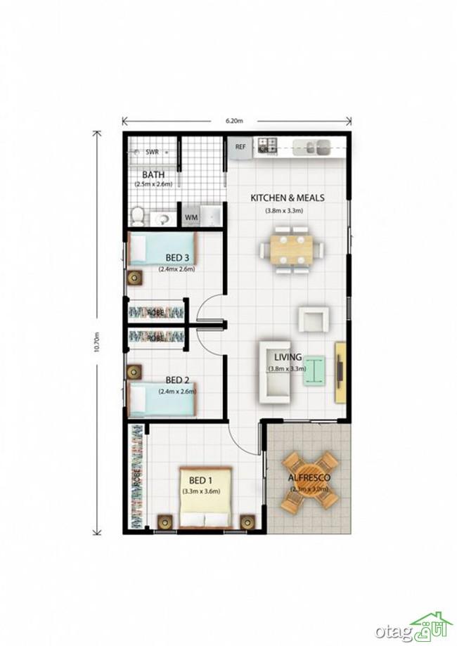 نقشه-خانه-های-60-متری (35)
