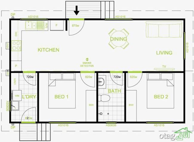نقشه-خانه-های-60-متری (36)