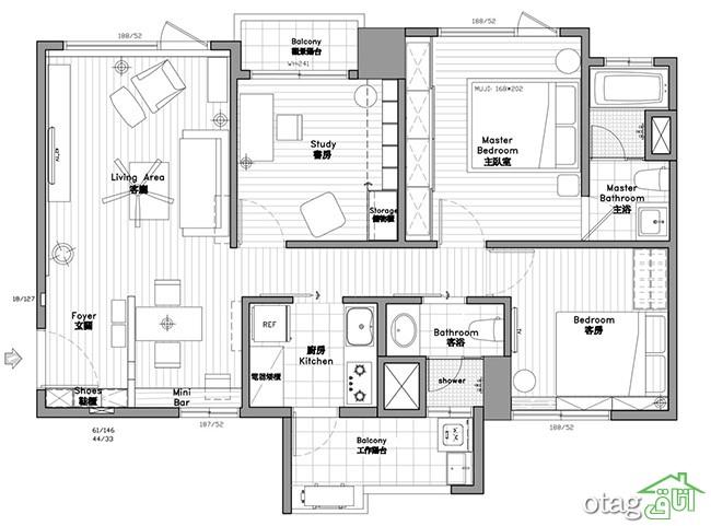 نقشه-خانه-100-متری (18)