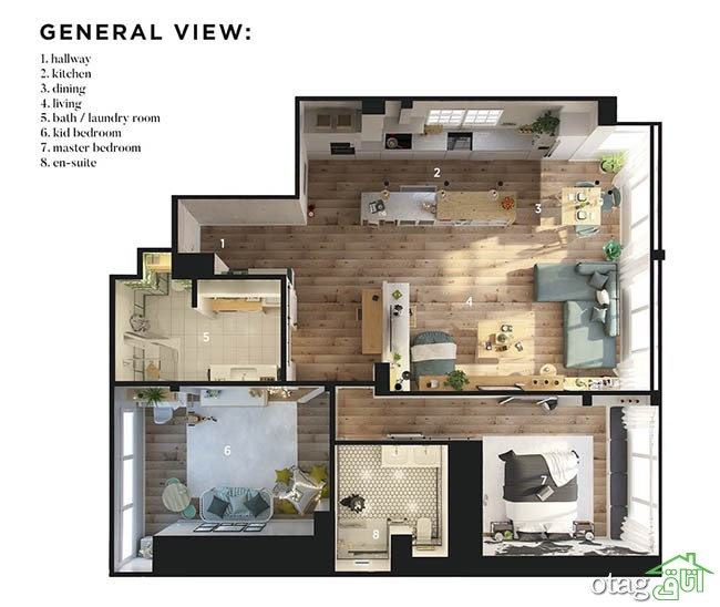 نقشه-خانه-100-متری (5)