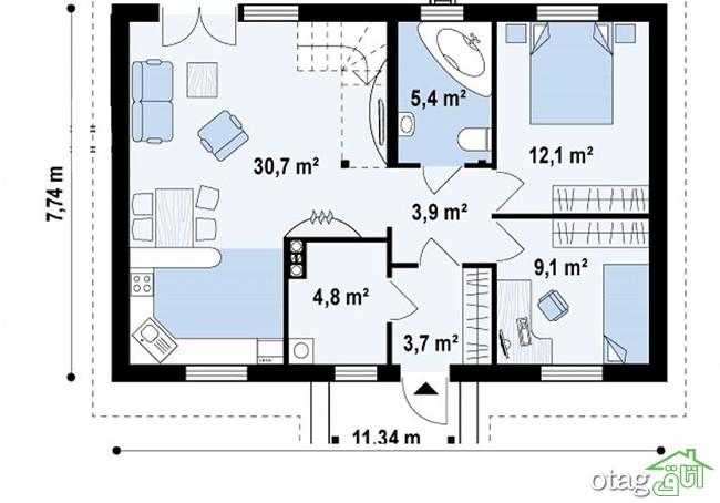 نقشه-خانه-70-متری (35)
