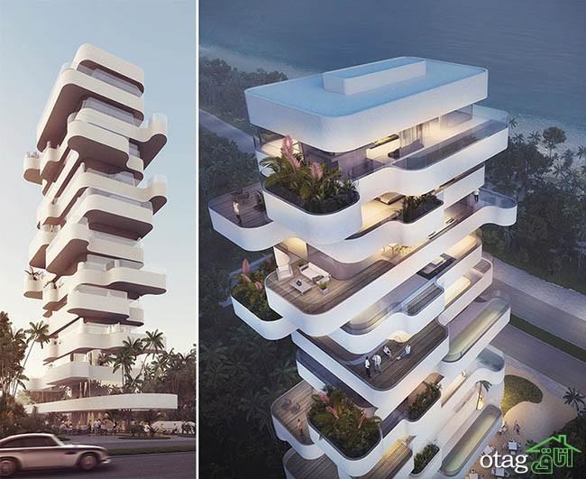 نمای-آپارتمان -مدرن (24)