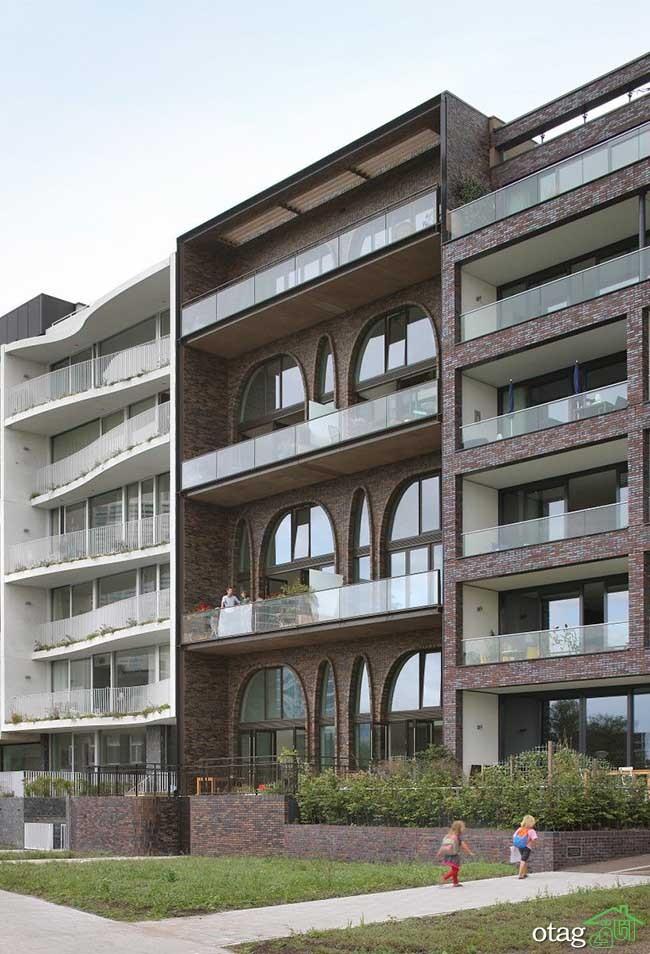 نمای-آپارتمان -مدرن (31)
