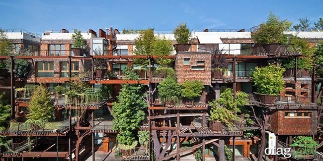 نمای-آپارتمان -مدرن (4)